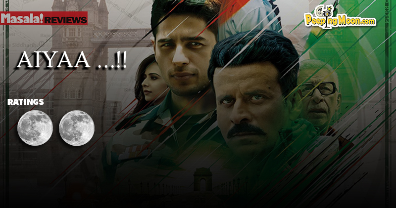 Aiyaary Review It S A Mission Impossible