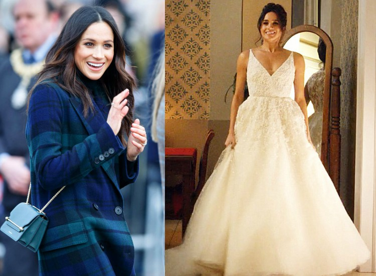 Meghan Markle S Wedding Dress Costs Over Half A Million Dollars