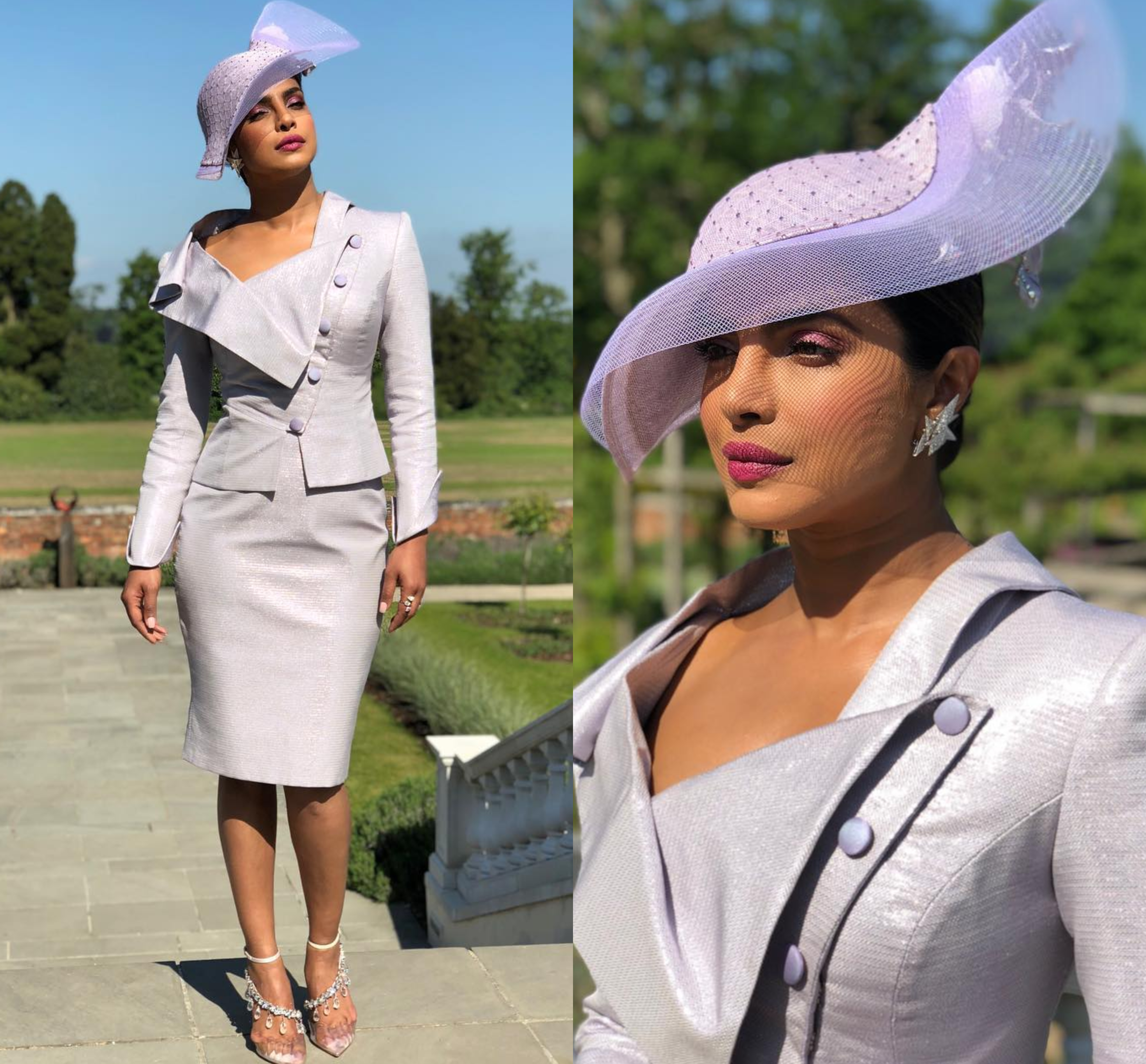 ffb423a3e4b45 And our very own desi diva and Meghan s good friend Priyanka Chopra made it  to the royal wedding ...