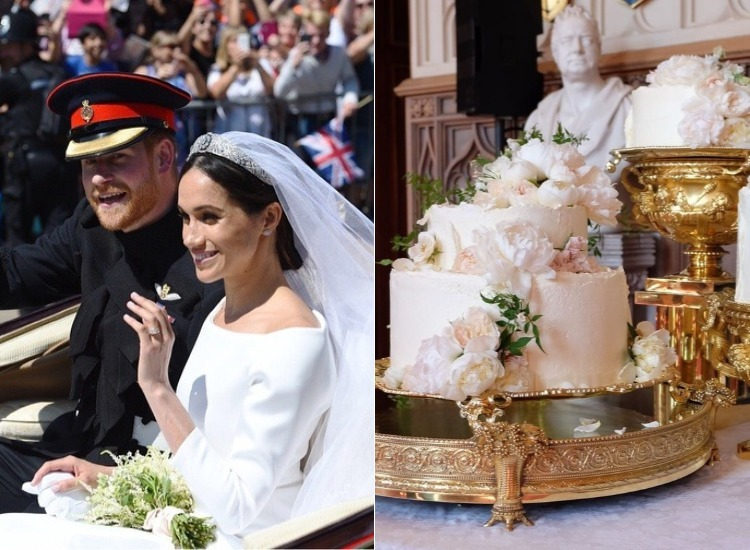 Prince Harry And Meghan Markle To Cut Their Wedding Cake At The