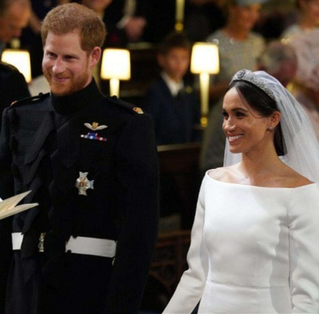 Meghan Markle And Prince Harry Are Now Man And Wife