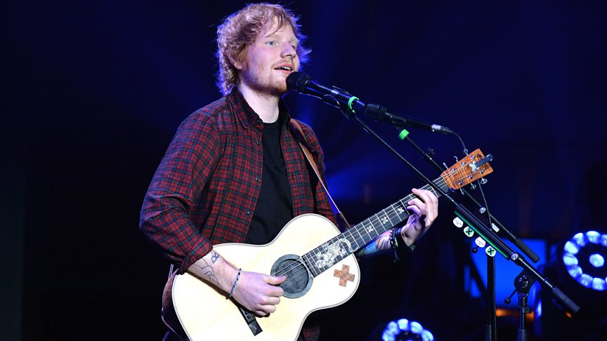 Ed Sheeran's former label service 'Ditto Music' hunting for