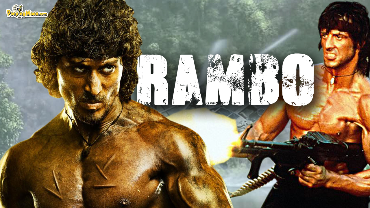 Tiger Shroff blocks a major release date for Rambo remake