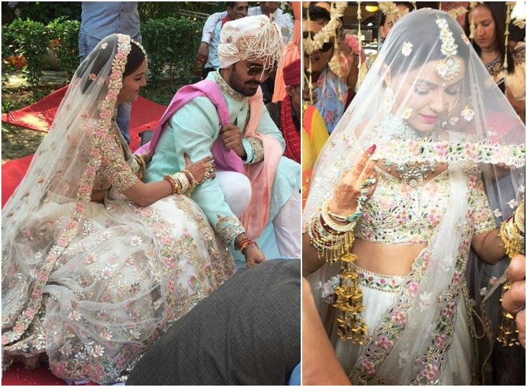 Inside pictures and videos from Rubina Dilaik and Abhinav Shukla's