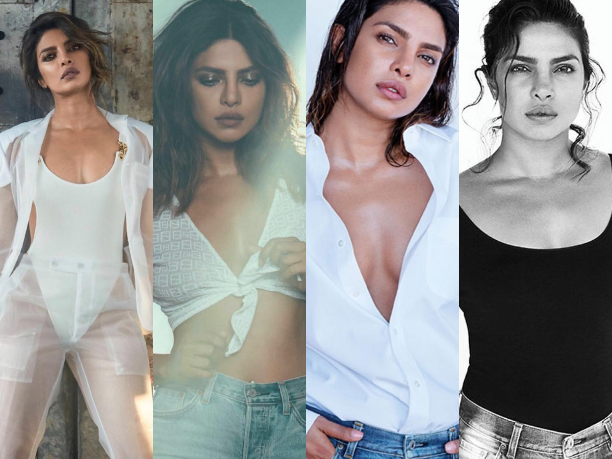 Priyanka Chopras Photoshoot For Maxim And Allure Is All About Sass