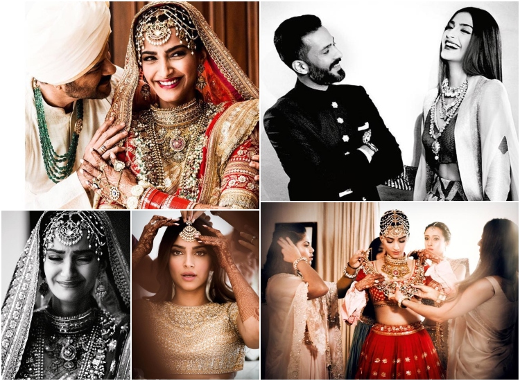 Sonam Kapoor Wedding.15 Pictures That Tell The Story Of Sonam Kapoor And Anand